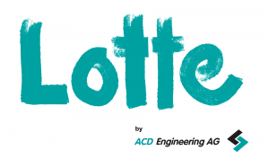 Lotte Logo by ACD Engineering AG